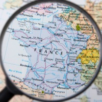 The Interactive Map Of French Private Medical Laboratories (#MedLab) !